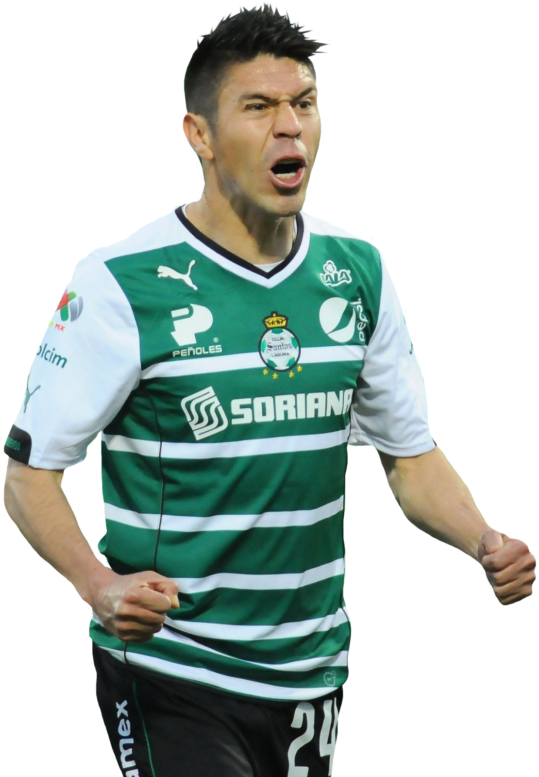 Time For Renders Oribe Peralta