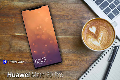 Huawei Mate 30 Pro with Harmony OS Images