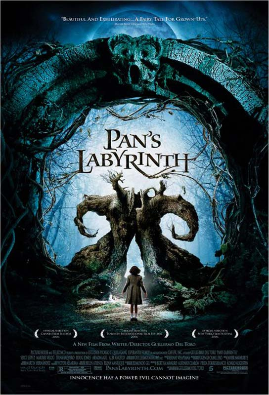 Le Labyrinthe De Pan Analyse : labyrinthe, analyse, Cosmic, Itinéraire, Cinéblogger:, Review, Labyrinthe, Rêverie, Franco