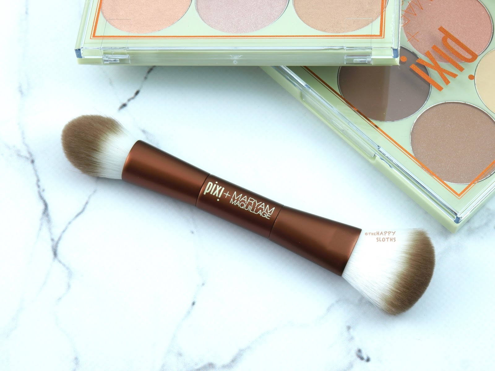 Pixi + Maryam Maquillage Strobe & Sculpt Brush: Review