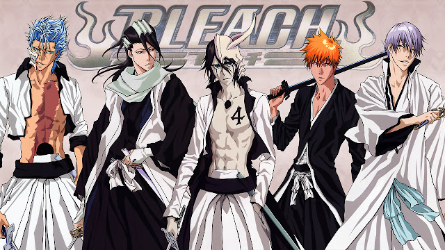 Bleach Episode 51-100 Subtitle Indonesia