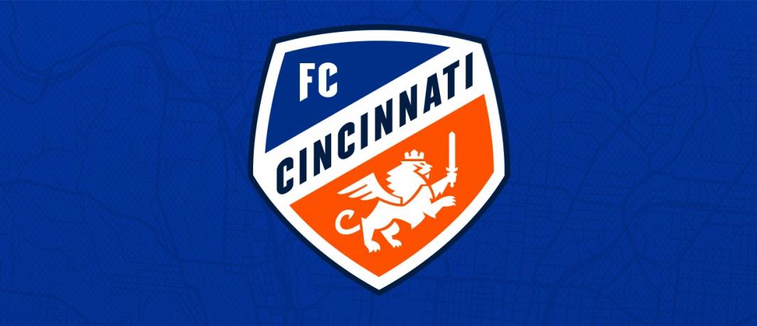 MLS Team From 2019 New FC Cincinnati Logo U0026 Identity