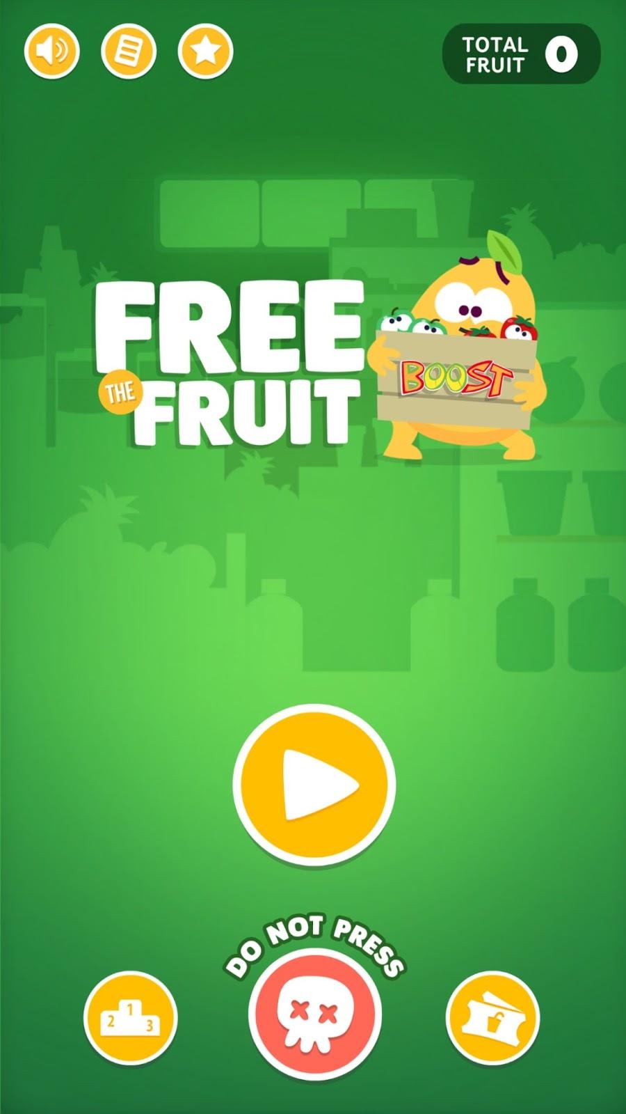 freethefruit app