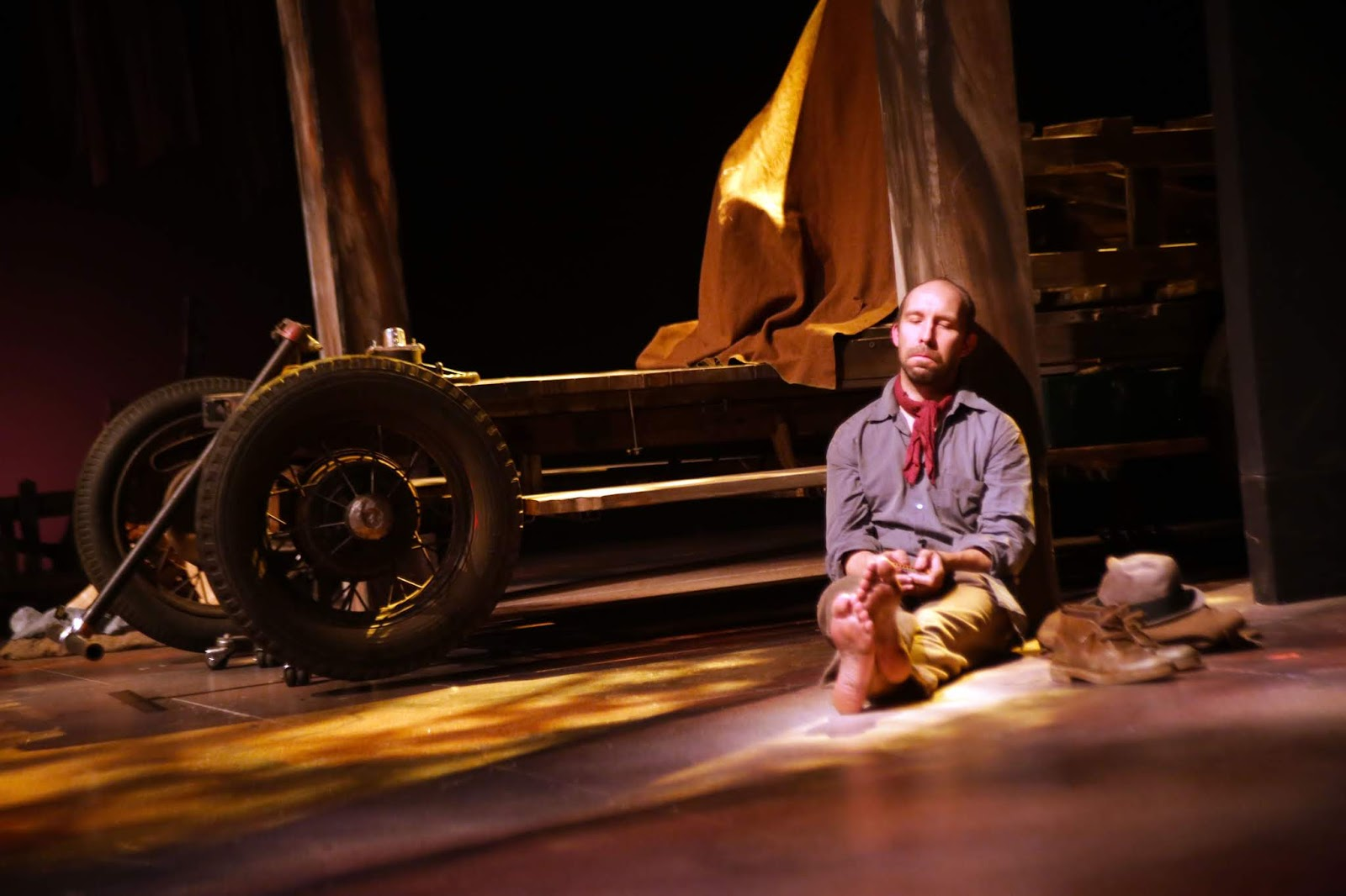 grapes of wrath play characters