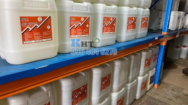Nước giặt công nghiệp TPHCM | Cho rất ít nhưng giặt rất sạch