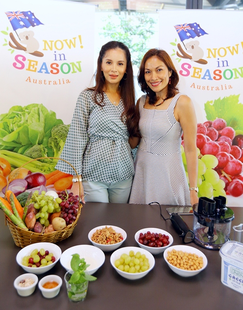 Australian Fruits & Vegetables From Now In Season Malaysia