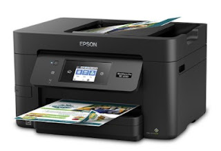 Epson WorkForce Pro WF-4720 Télécharger Pilote