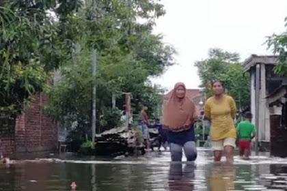 Cerita Pilu Selama Banjir Semarang Menerjang, Warga Kesulitan Air dan Makanan