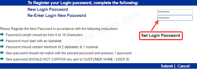 indian bank net banking login registration (step by step)
