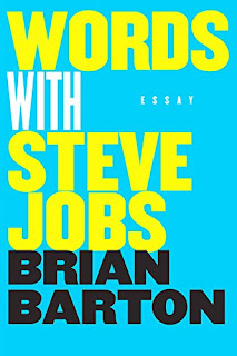 Words with Steve Jobs - a social science book by Brian Barton