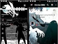 BBM MOD ONE OK ROCK Apk Terbaru