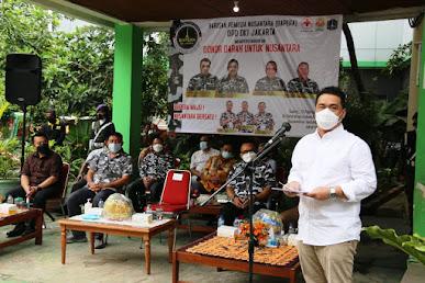 Wagub DKI Jakarta Dorong Anak Muda Berkolaborasi Dalam Penanganan Pandemi COVID-19