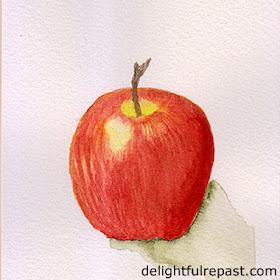 Autumn Apple Cake / www.delightfulrepast.com
