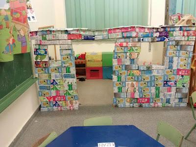 concurso de reciclaje infantil