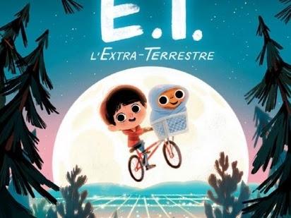 E. T. l'extra-terrestre - Melissa Mathison, Steven Spielberg et Kim Smith