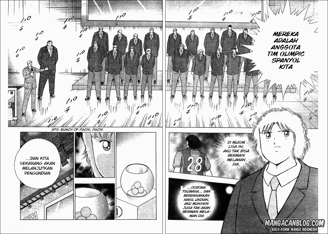 Captain Tsubasa – Rising Sun Chapter 08-5