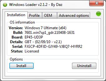 windows loader free download for windows 7