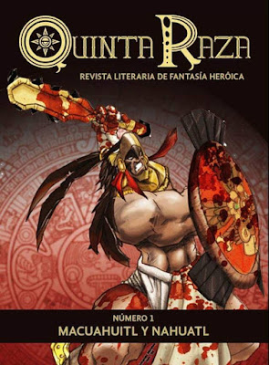 Quinta Raza - Revista literaria