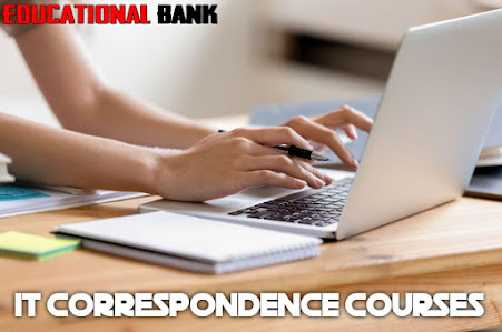 Information technology correspondence courses