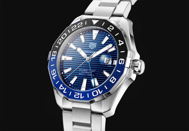TAG Heuer Aquaracer Calibre 7 GMT