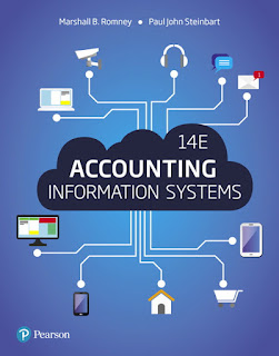 Solution Manual Accounting Information Systems 14th edition - Marshall B. Romney, Paul J. Steinbart
