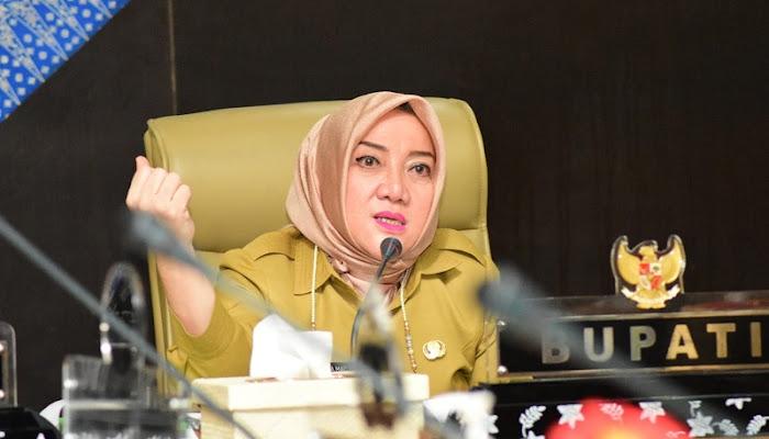 Bupati Pimpinan Rapat Koordinasi FORKOPIMDA Kabupaten Musi Rawas Tahun 2021