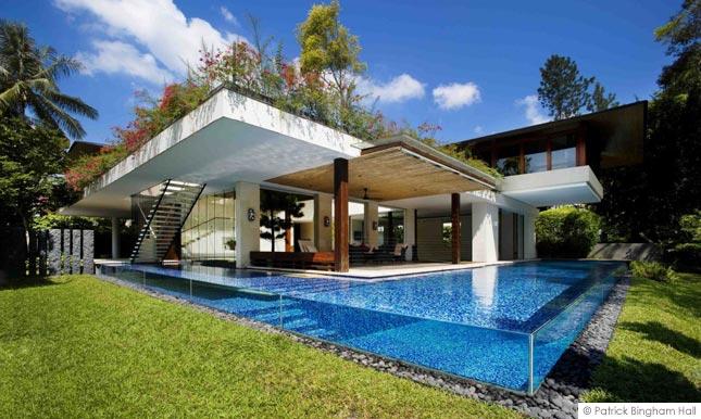 piscine et jardin blogger