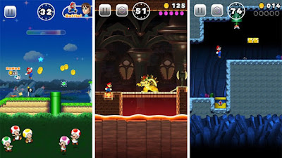 Super Mario Run para móviles y tablets