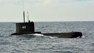 Fakta Sejarah KRI Nanggala 402 dan 4 Kapal Selam TNI AL Lainnya