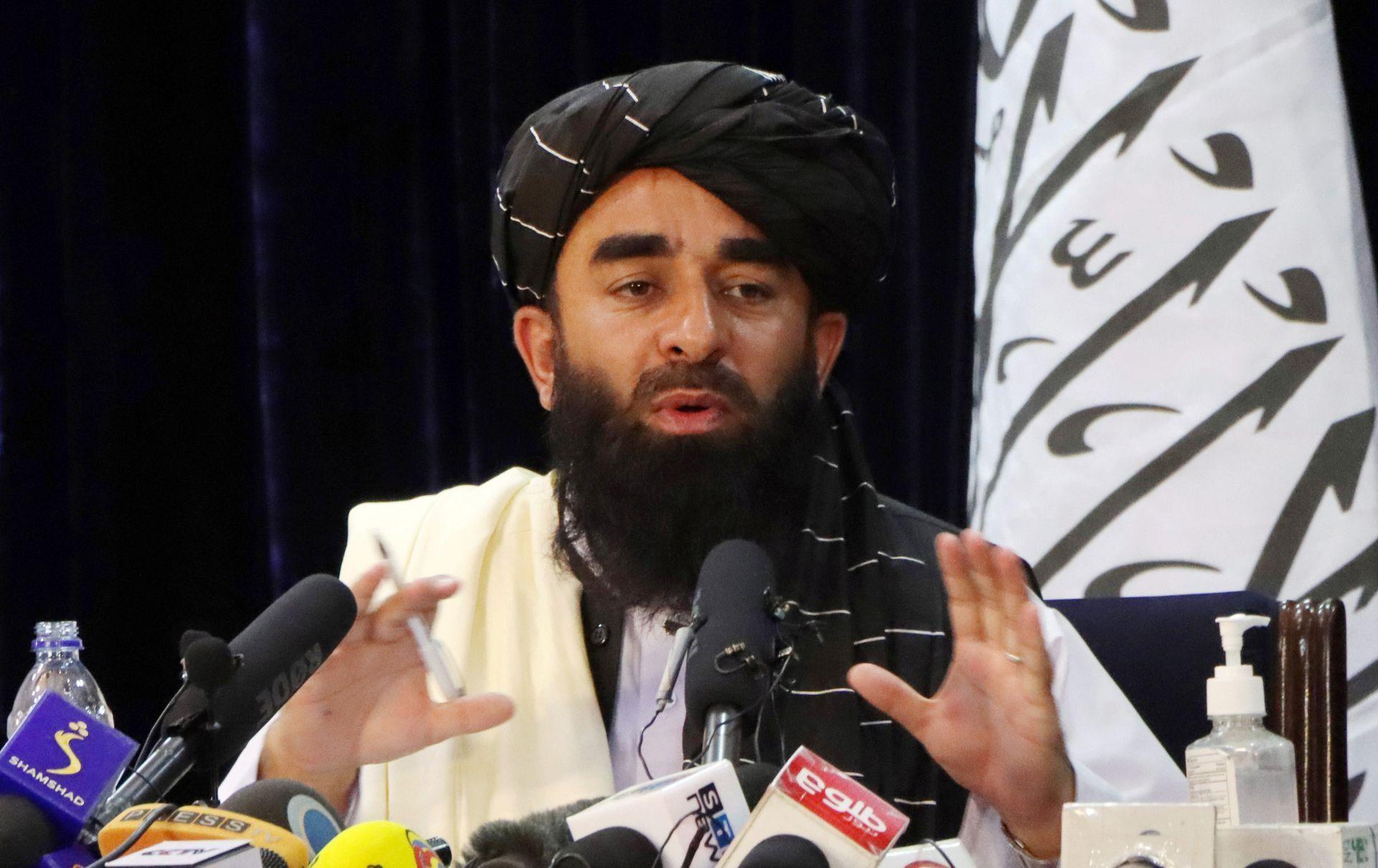 Taliban Klaim Bakal Secara Bertahap Memperlihatkan Kepemimpinannya Kepada Dunia Berdasarkan Hukum Agama Syariah
