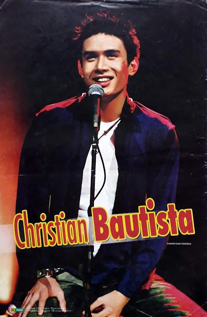 POSTER CHRISTIAN BAUTISTA