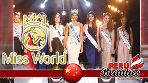 2015 Miss World Final | Live Stream - En vivo!
