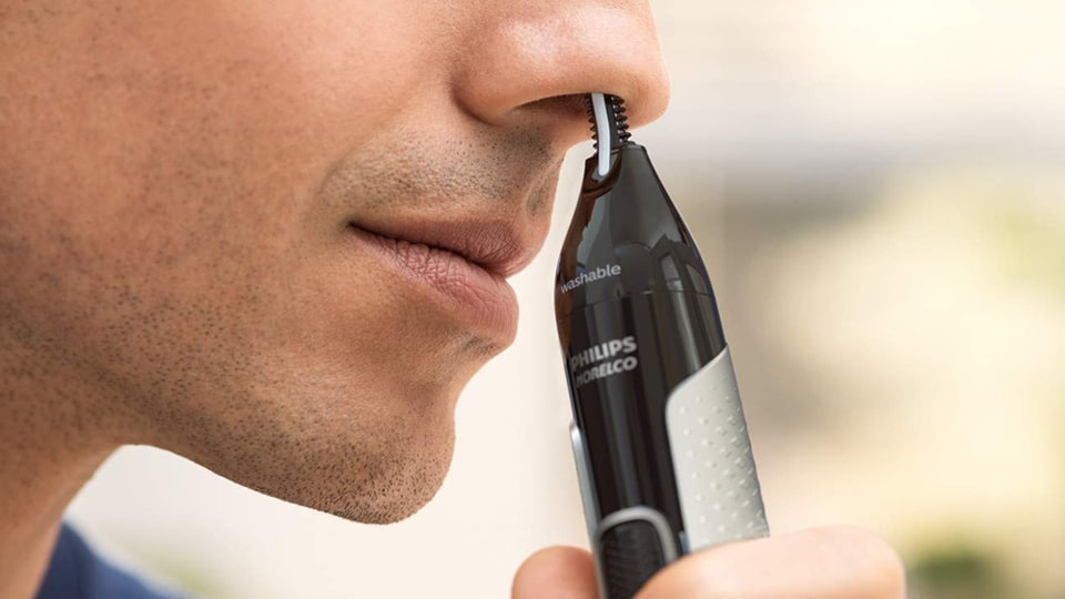 Nose and ear trimmer.