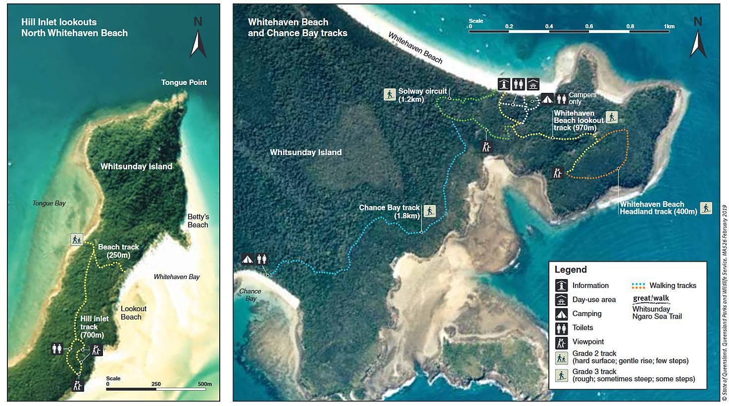 澳洲-聖靈群島-白天堂沙灘-白天堂海灘-景點-推薦-攻略-交通-自由行-遊記-必玩-必去-必遊-行程-一日遊-半日遊-旅遊-Whitsundays-Whitehaven-Beach-地圖-Map