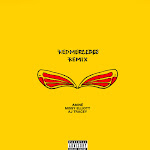 Amine - REDMERCEDES (Remix) [feat. Missy Elliott & AJ Tracey] - Single Cover