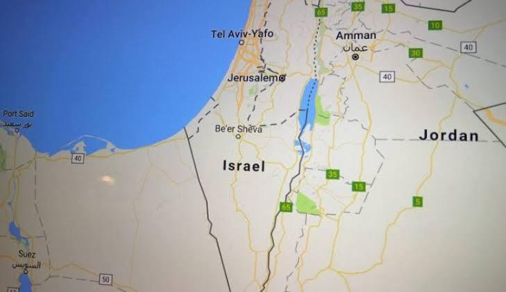 حقيقة حذف اسم فلسطين من خرائط جوجل وجوجل تفسر