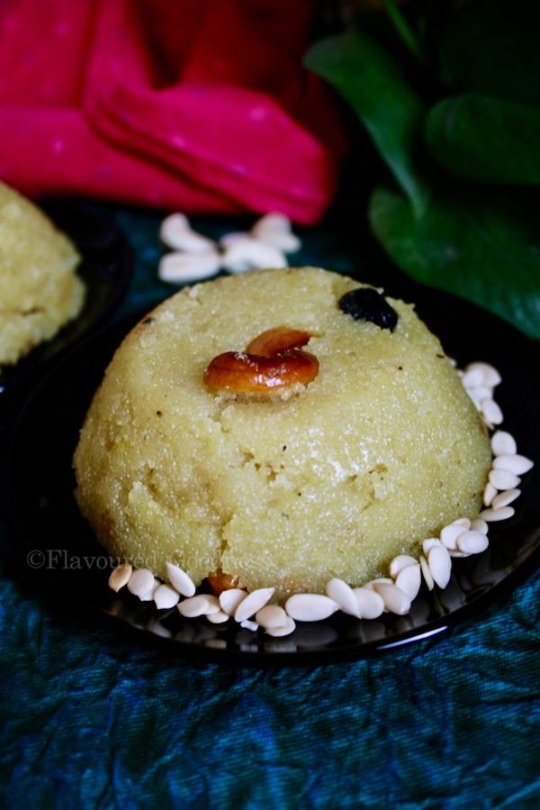 Rava Kesari | Kesari Bhat | Sooji Halwa Recipe