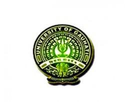 Gauhati University Guwahati Logo