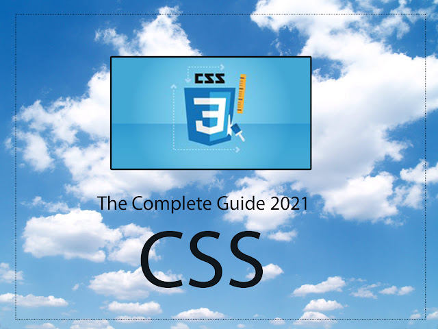 CSS - The Complete Guide 2021 (incl. Flexbox, Grid & Sass)