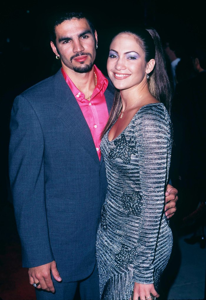 1- Ojani Noa Jennifer Lopez married the producer in February 1997, but their marriage did not last long. They divorced in 1998 after 11 months.