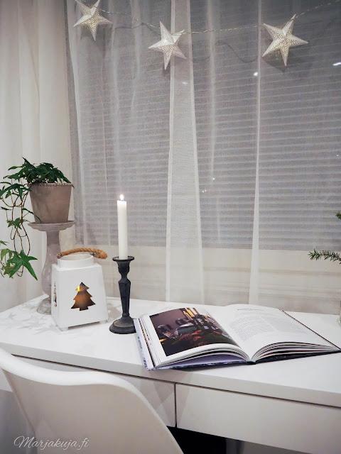 dosendo kirja joulukirja ilona pietikäinen joulunodotus blogi arvonta