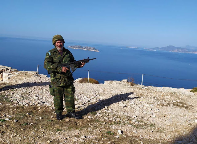 Ενόχλησε την τουρκική Sabah η άσκηση στο Καστελλόριζο
