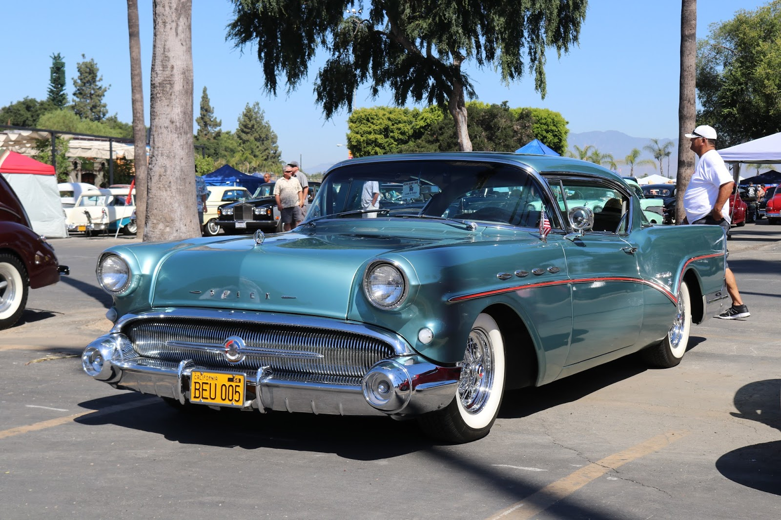 pomona fairplex car show swap meet