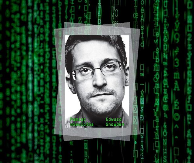 #432. Pamięć nieulotna - Edward Snowden