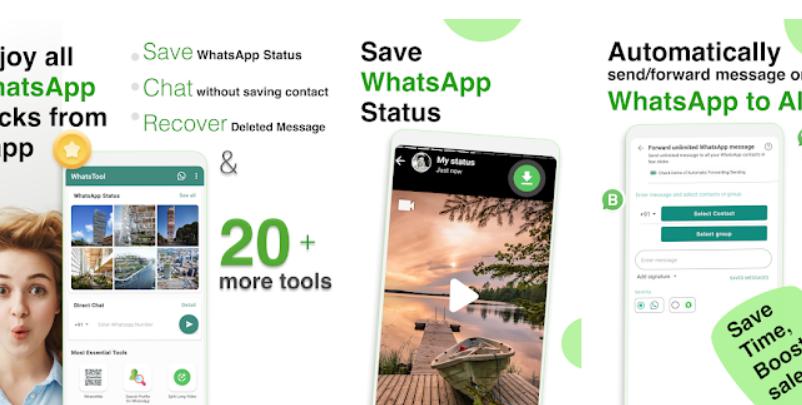 4 تطبيقات مساعدة لإستخدام واتس آب مثل المحترفين