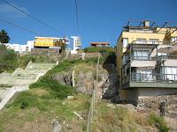 Aero-sillas cerro San Antonio Piriapolis Uruguay Paisaje turismo verano
