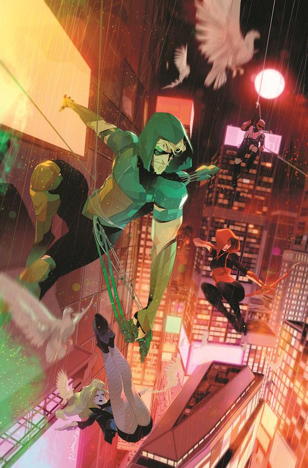 Green Arrow - Cover 8