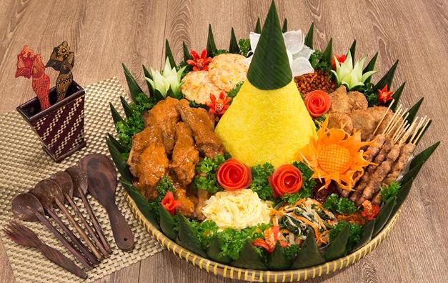 Resep Nasi Kuning Khas Jawa