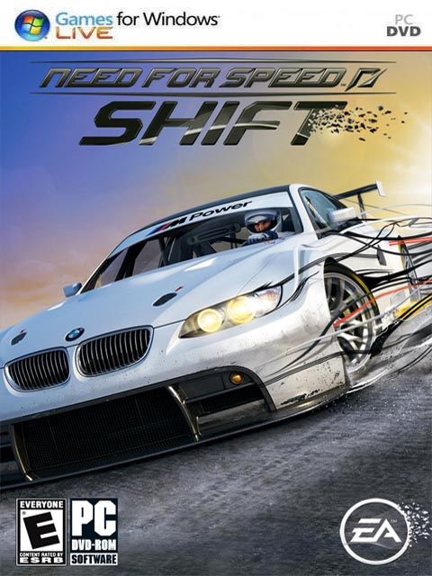 تحميل لعبة Need for Speed Shift