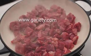 طريقة عمل اللحمه بالبصل بأفضل طعم
